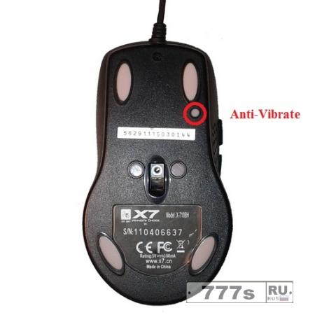 Самодельные лапки для компьютерной мышки.
