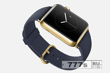 Камешек в огород Apple. «Часы»