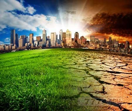 что мы делаем с нашей планетой!
