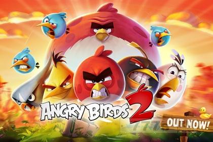 Сыграем? Angry Birds 2