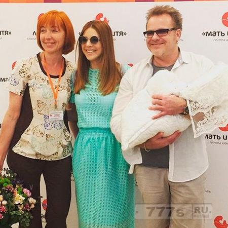 Наталья Подольская о счастье материнства