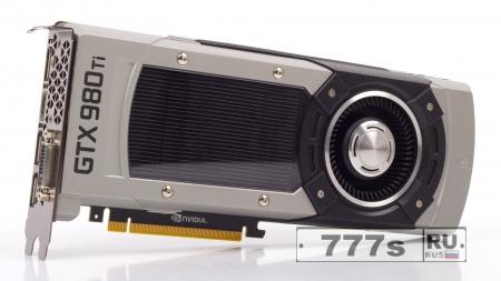 Обзор видеокарты Nvidia GTX980ti