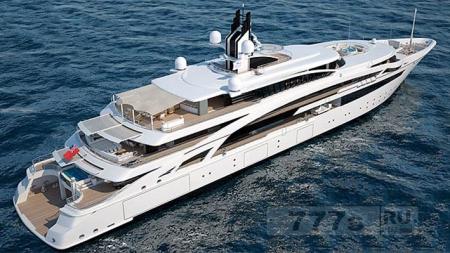 Ocean Victory супер яхта