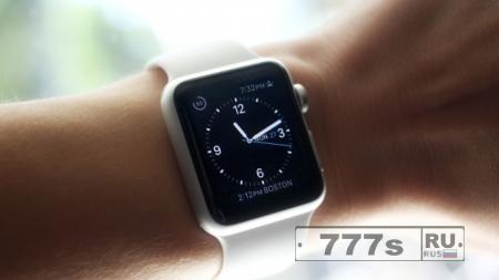 Apple Watch 2, может получить камеру для видеочата