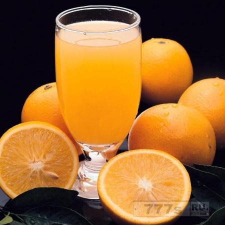 Апельсиновый морс.