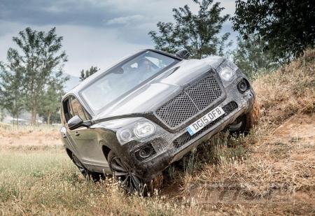 По долинам и по взгорьям. Bentley.