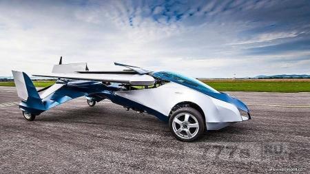 Как может изменить мир машина способна летать!
