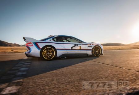 Новый гоночный BMW. Ничего страшного