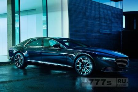 Aston Martin Lagonda. Возрождение
