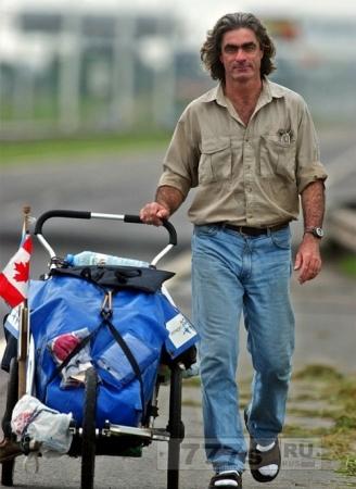 Жан Беливо: вокруг света за 11 лет