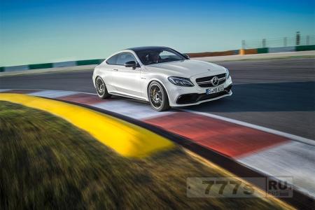 Mercedes-AMG C 63 Coupe. Спорткар? Никогда!