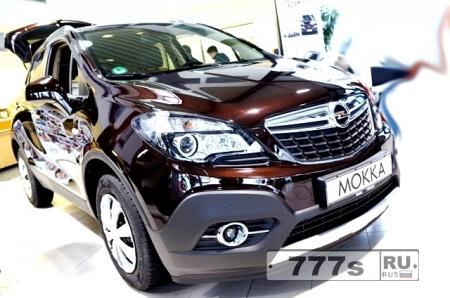 Стали известны детали обновлений Opel Mokka