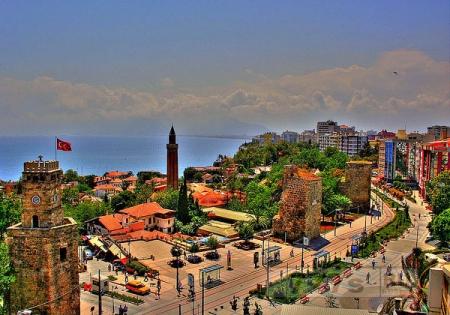 Анталья (Турция)