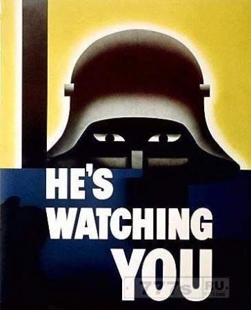 Microsoft следит за тобой!
