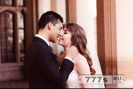 Пара сыграла свадьбу за считанные месяцы до смерти жениха от рака