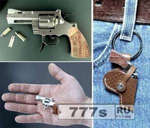 Про пистолетик.