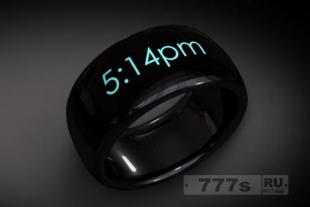 Apple планируют производство умного кольца