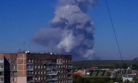 ПВО ополченцев сработало в Горловке и Донецке