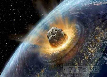 Сверхмощный лазер защитит Землю от астероидов