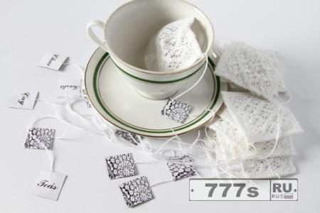 Как появился чай для одноразовой заварки?