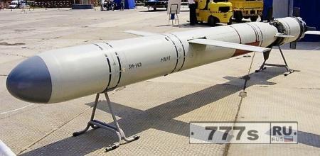 Крылатые ракеты «Калибр»