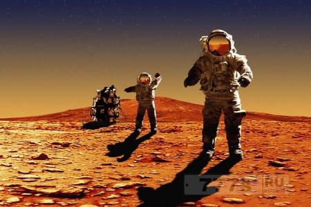 Смог бы человек жить на Марсе?