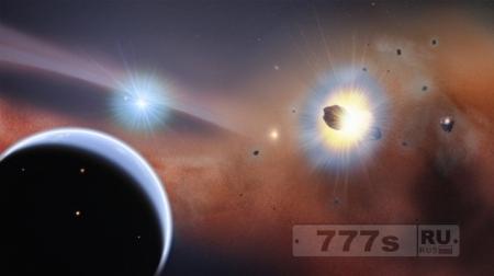 Астрономы обнаружили признаки деятельности неземных цивилизаций