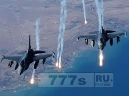 Российский СУ-24 сбит турецкими ВВС