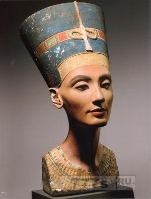 Секрет божественной красоты Нефертити