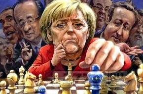 Газовые шахматы продолжаются