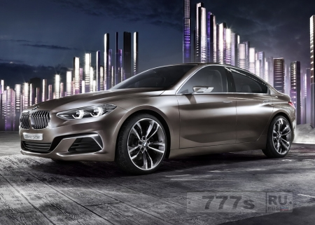 BMW концепт седана