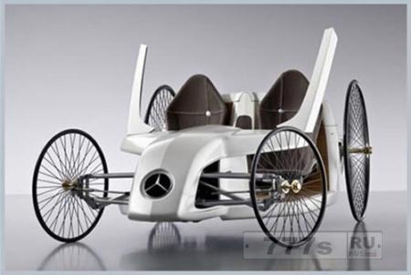 Ах автомобиль – велорикша,