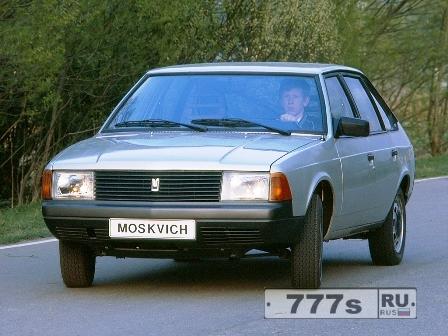 Renault собирается возродить выпуск автомобиля «Москвич»