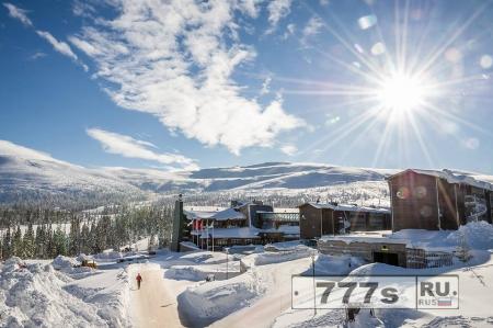 Горнолыжные курорты Норвегии – отличный отдых для всей семьи