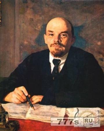 Великий русский поэт Ленин