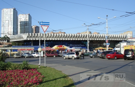 Вокзалы Ростова-на-Дону