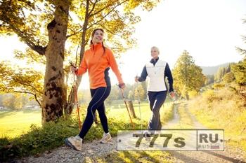 Здоровье: тише едешь- дальше будешь, или преимущества ходьбы перед бегом.
