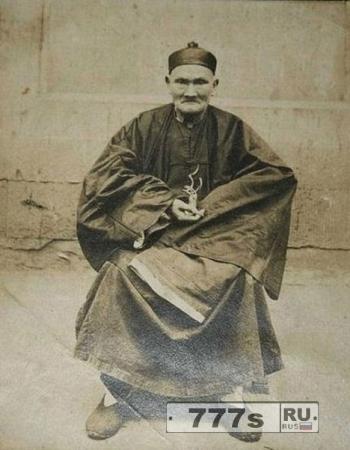 Китаец прожил 256 лет