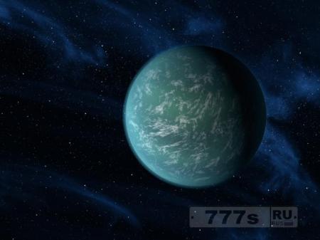 Новости науки: ученые нашли воду на экзопланете.