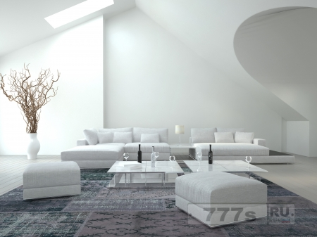 Дизайн: почему интерьер с преобладанием белого- круто