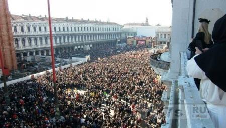 Венецианский карнавал стартовал!