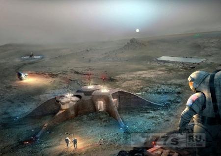 Человек на Марсе. 2025.
