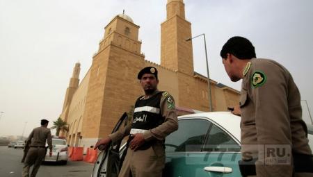 Террористы в Саудовской Аравии
