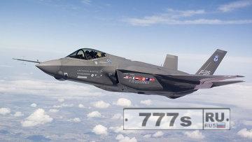 Провал американского F-35