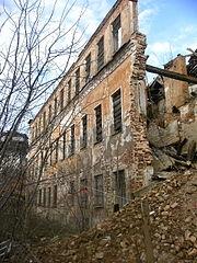 Разрушенное имение прапрадеда Михалкова не могут продать