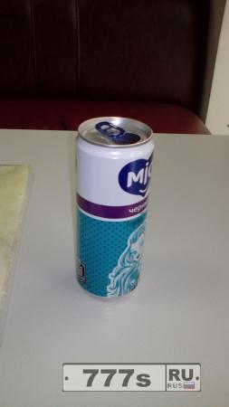 Интересный и вкусный сок стали продавать ... Толи MiO толи MjO не пойму..