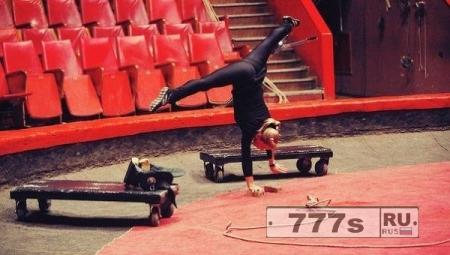 Российские акробатки победили во Франции