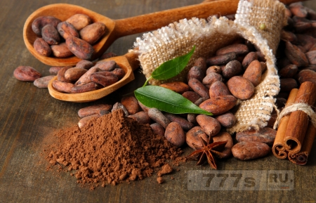 Алкоголь: какао-ликер