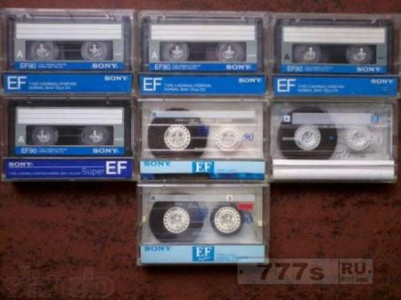 Новости IT: Sony разработала компакт-кассеты для записи больших объемов данных
