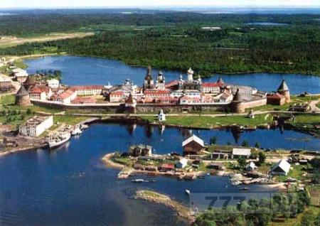 Меры по развитию Соловецкого архипелага